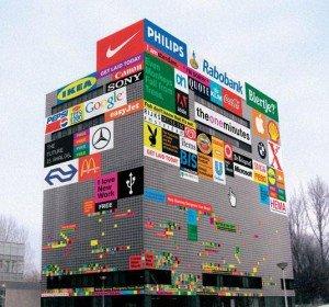 Изготовление наружной рекламы Киев