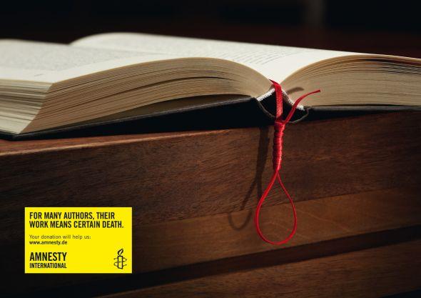 Для многих авторов, их работа означает смерть
