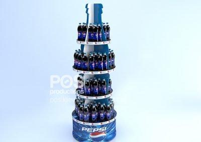 Рекламная стойка для Pepsi