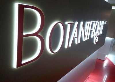 lightbox-with-brass-faced-3d-acrylic-letters