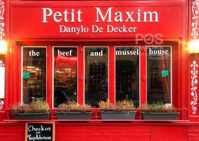 Pettit Maxim рекламные буквы